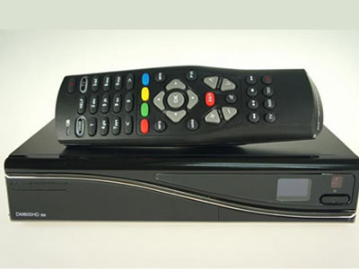 DM800 HD SE V2 with SIM 2.2 Card Satellite Receiver