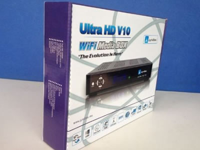V10 JynxBox Ultra HD V10 Receiver