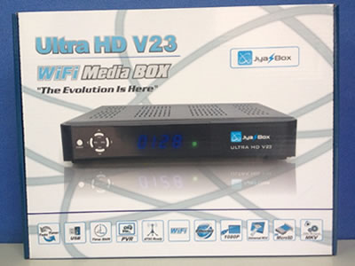 V26 JynxBox Ultra HD V26 Receiver