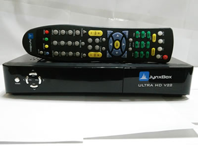 V21 JynxBox Ultra HD V21 Receiver
