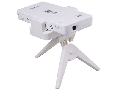 Mini WIFI DLP Multimedia Projector Home Theater for iPhone,Samsung Smart Phone