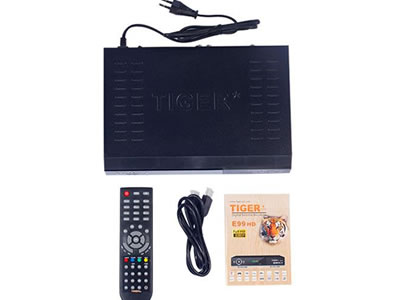 Tiger Star E99 HD satellite receiver