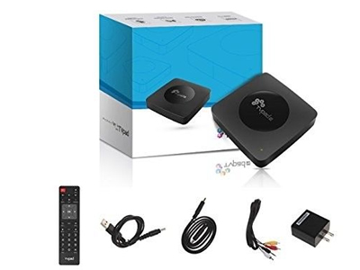 TVPAD4 M418 Built in WiFi free TV Box